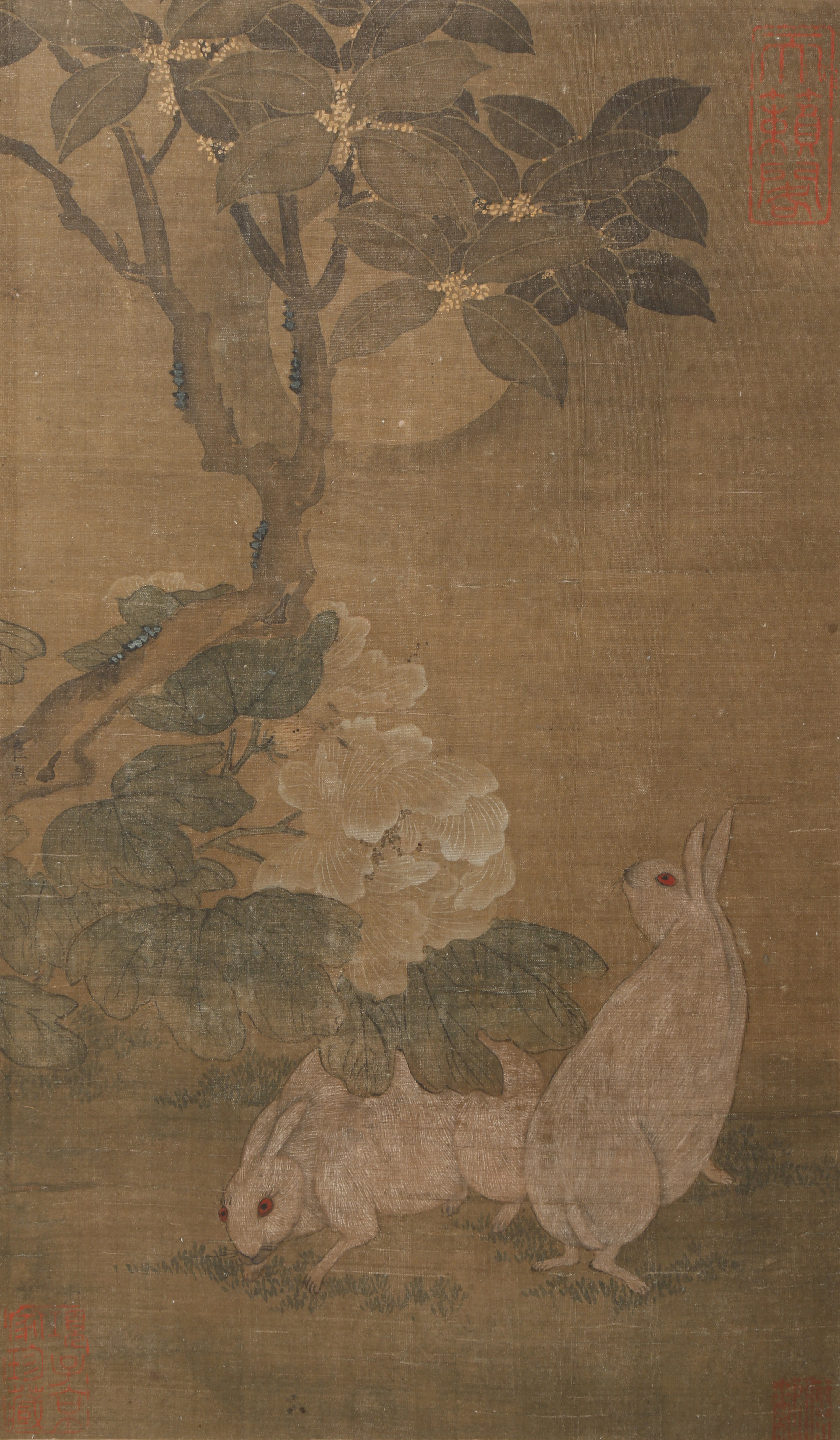 Fine Chinese Paintings & Works of Art