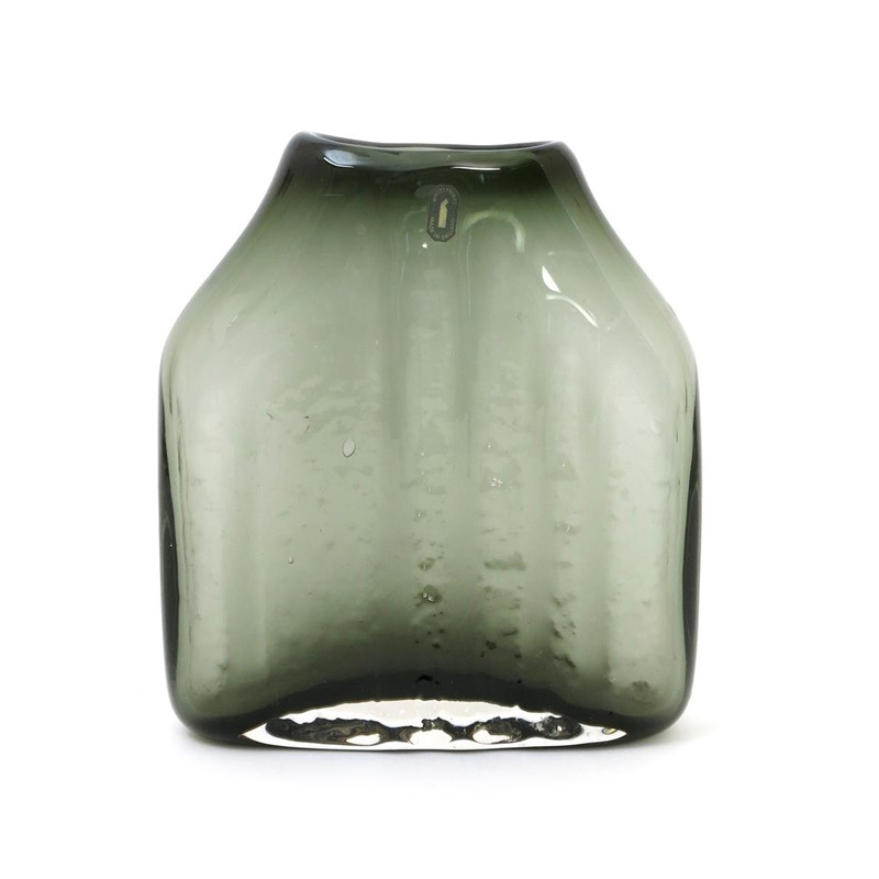 A Whitefriars Glass Willow Shoulder Vase Designed By Geoffrey Baxter