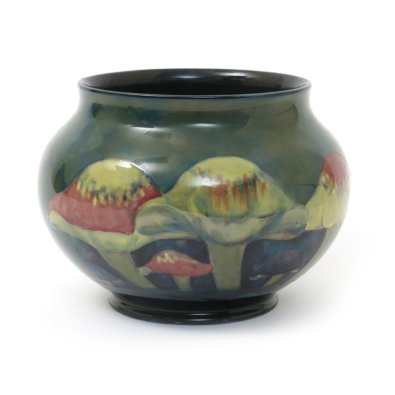 Claremont A Moorcroft Pottery Jardiniere Designed By William