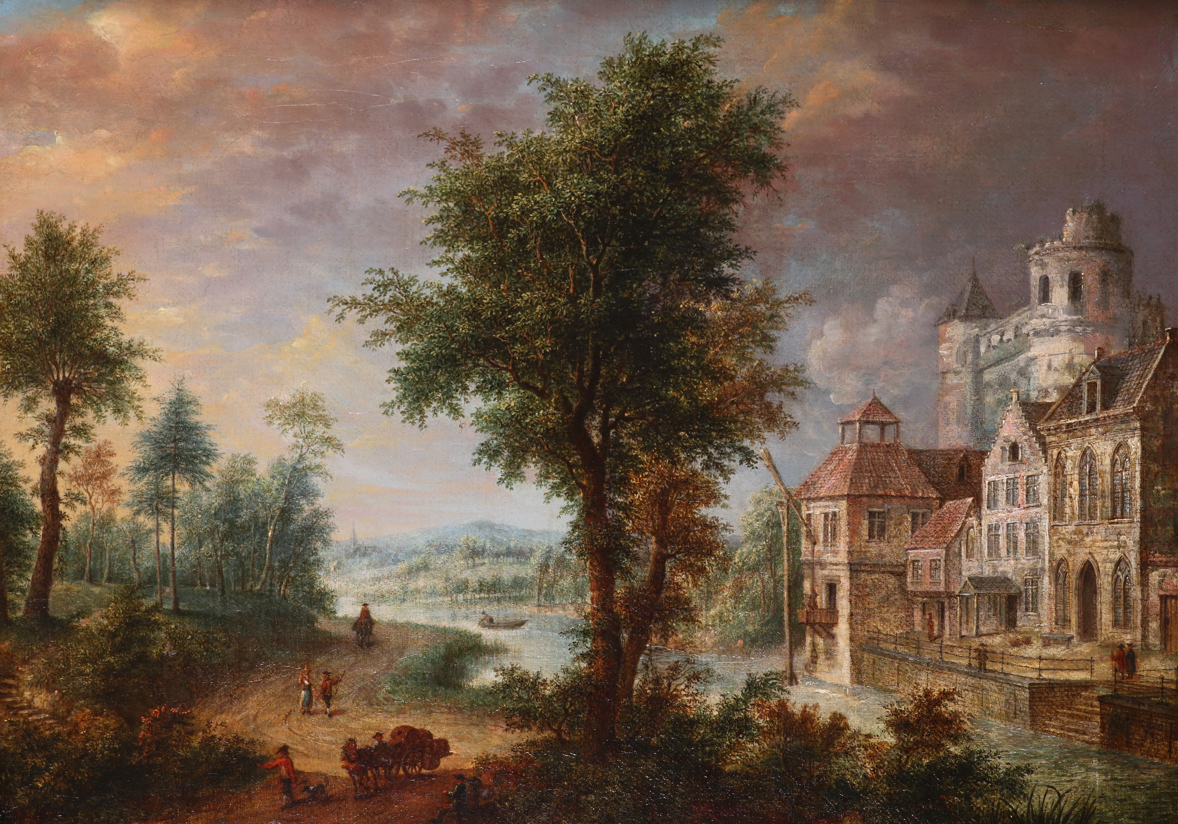 Auktion - Old Masters, British & European Paintings am 11 09 2018